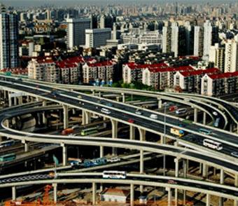 上海中外环线