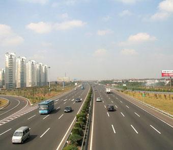 沪宁高速路段