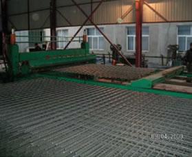 小规格冷拔丝焊接网
